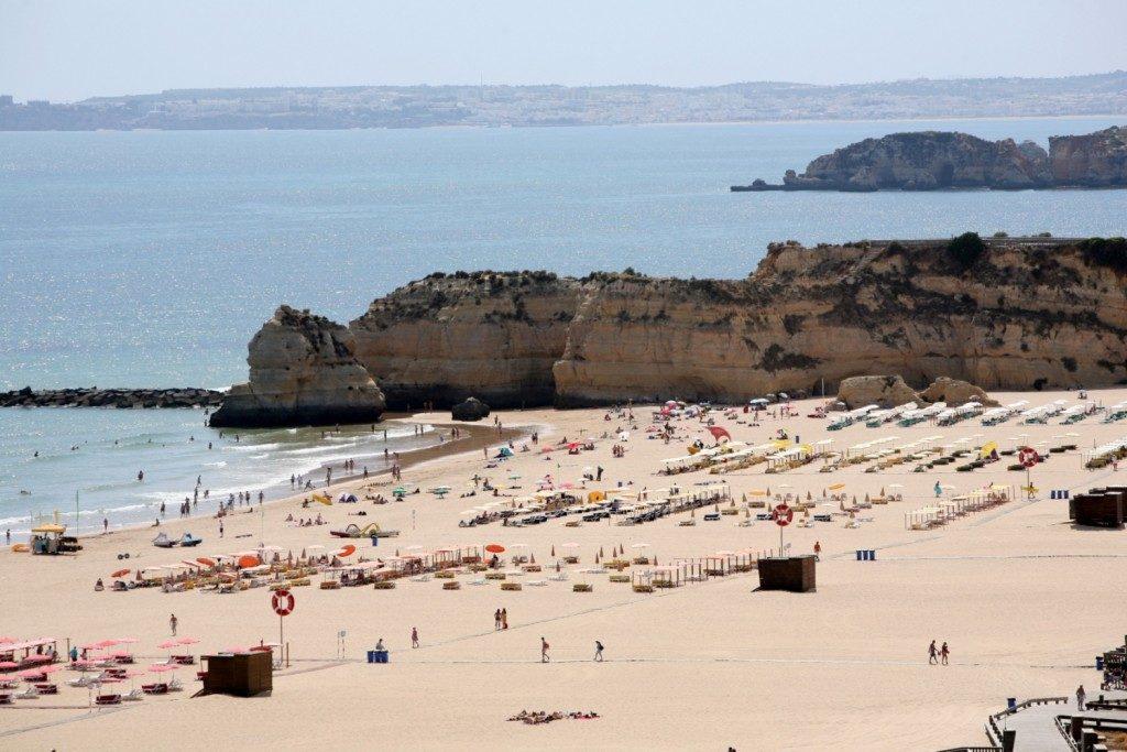 Portimão segue como um dos destinos de praia mais procurados – Arquivo CMP_Filipe da Palma