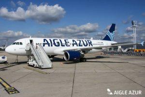 Aigle Azur nova imagem