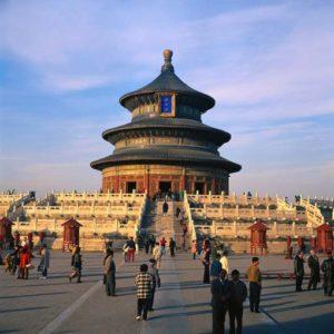 turismo china