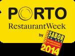 Porto RestaurantWeek by SDA 2014