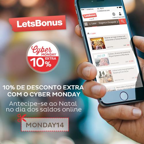 Cyber Monday LetsBonus