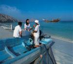 Dubai praia