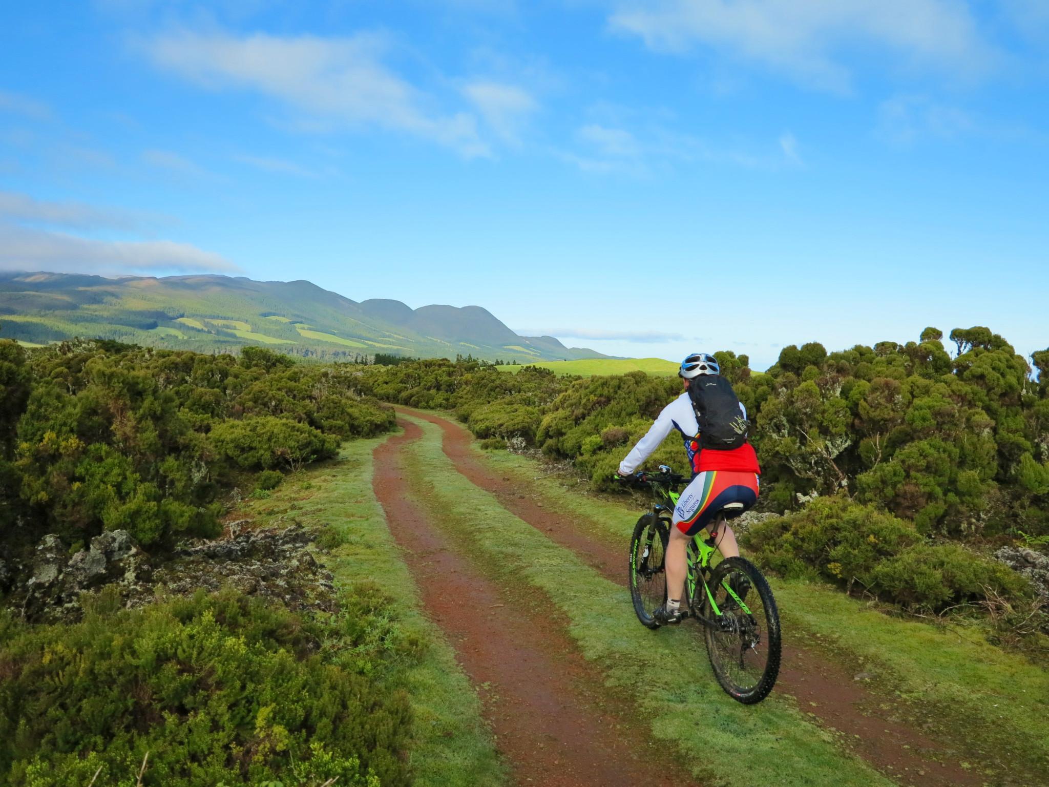 3) Mountain Biking in Terceira island