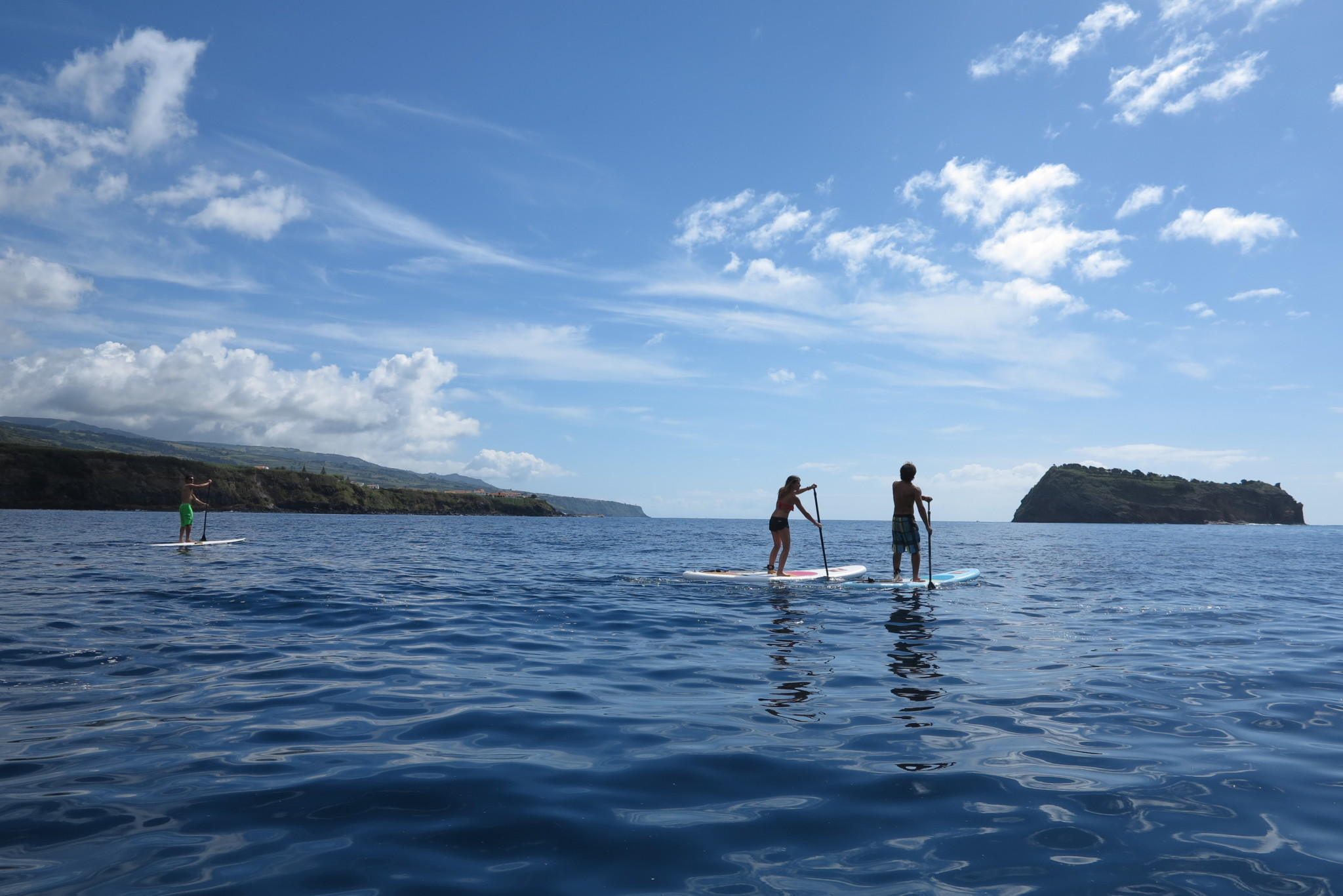 4) Stand Up Paddle Board