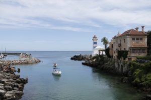lighthouse-boat-cascais-portugal-rocks-santa-marta
