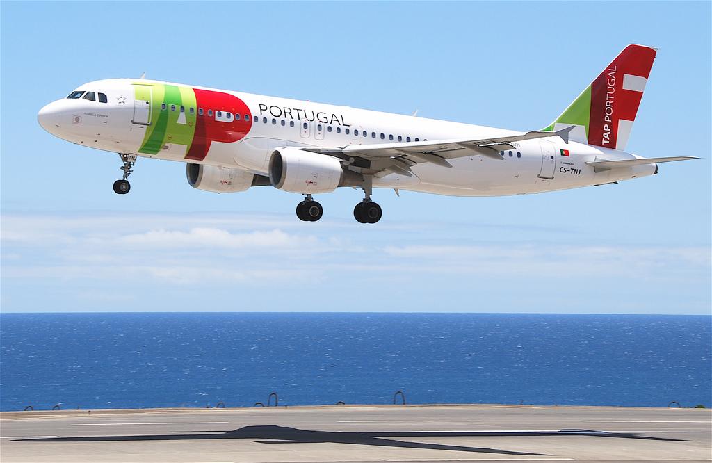 Voos para a Madeira