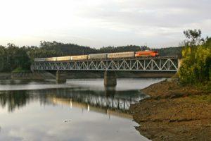 turismo ferroviário