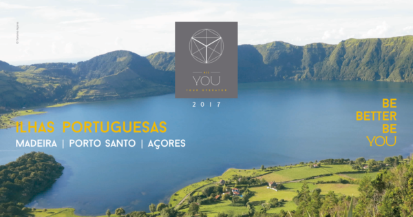 Brochura YOU – À descoberta das Ilhas Portuguesas