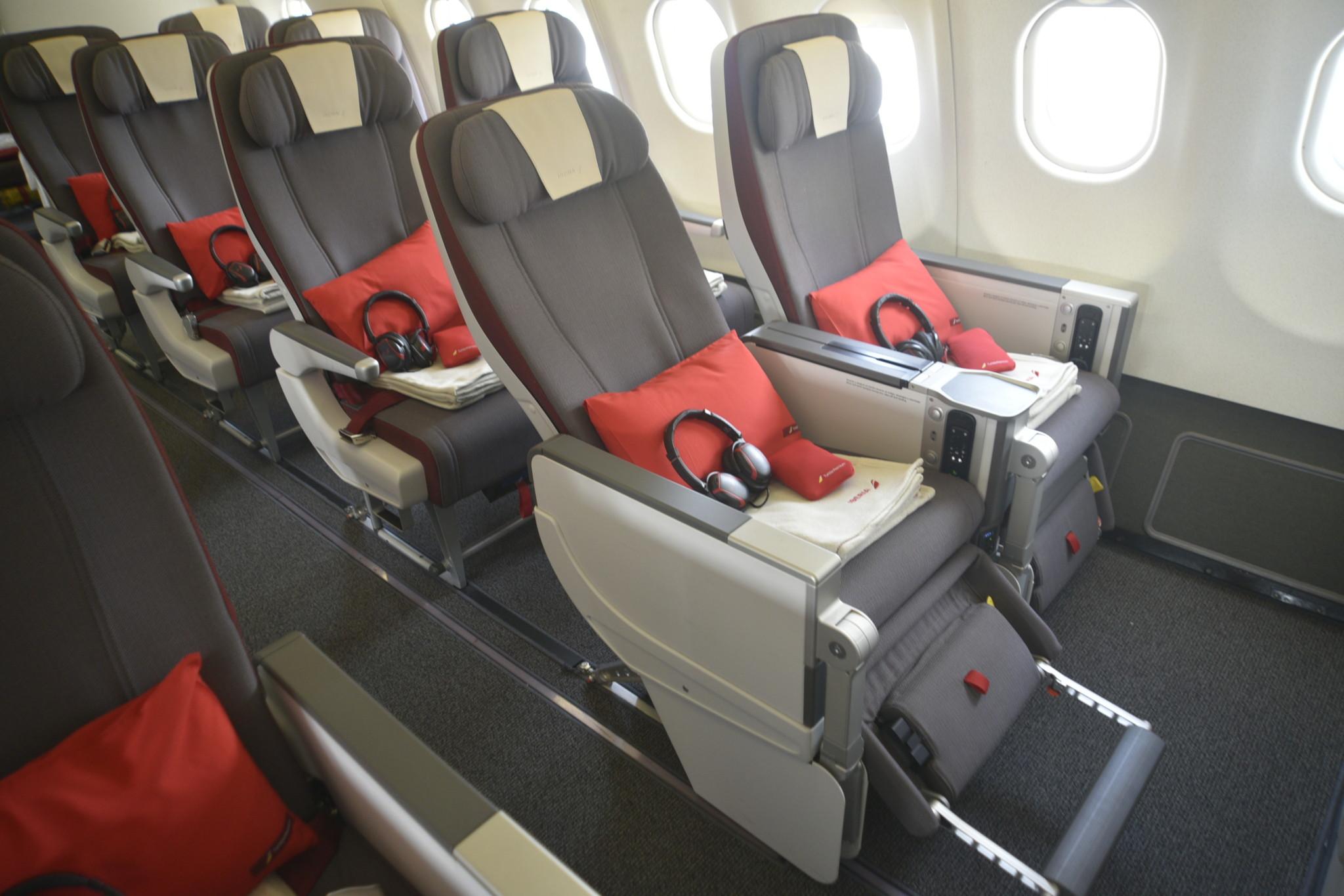 Iberia Classe Turística Premium