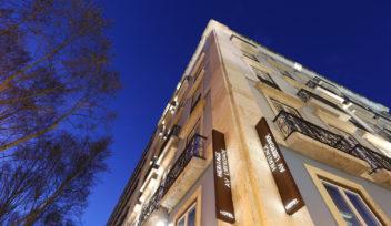 Heritage Avenida Liberdade_Facade 2