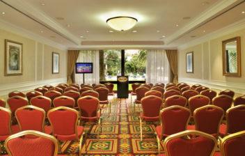 lisbon marriott reuniões