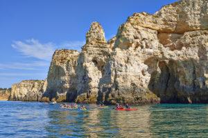 Caiaque Algarve