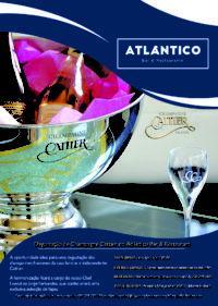 Degustação de Champagne Cattier - Atlântico