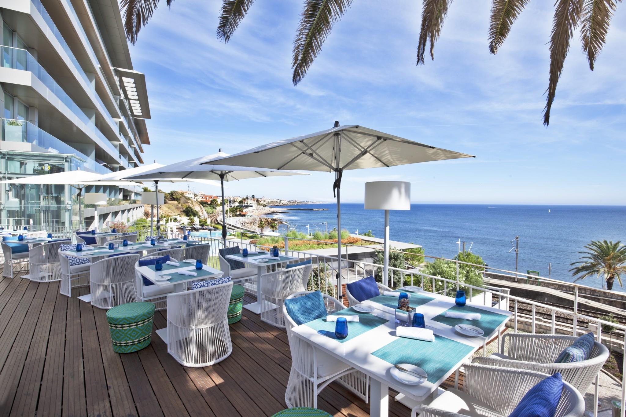 Restaurant Atlantico Terrace IC  Estoril