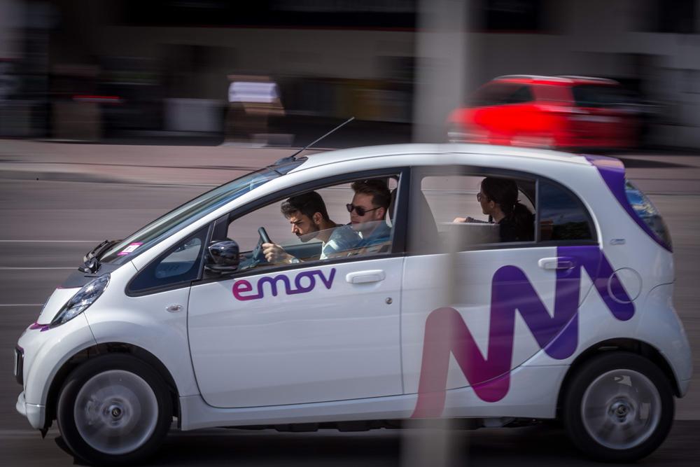Emov. Empresa de carsharing