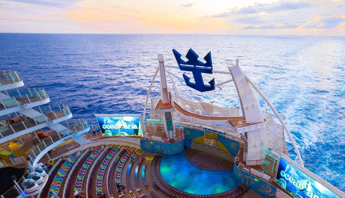 Royal Caribbean Cruises encomenda mais um navio da classe Oasis