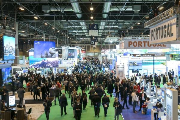 Portugal participa da FITUR com stand de 915m² e 90 empresas. Brasil 20 destinos