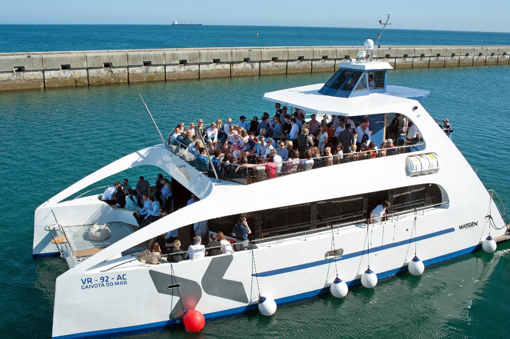 Image result for waterx catamaran